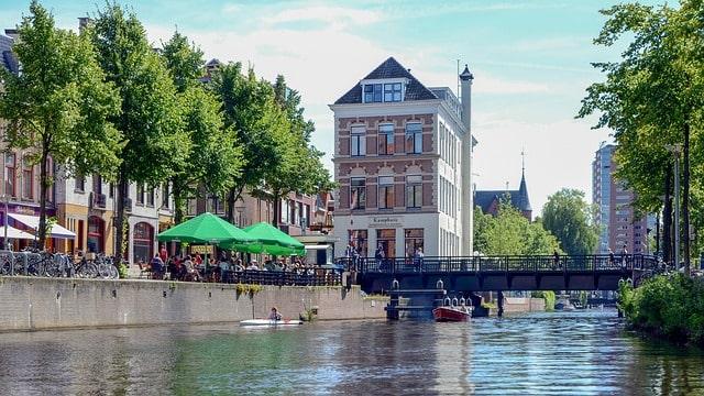 5 leukste steden van Nederland