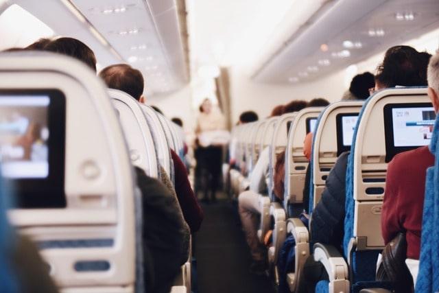 Mag paracetamol mee in het vliegtuig